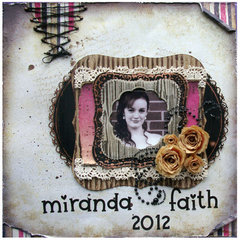 Miranda Faith by Tina McDonald