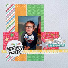Smarty Pants *Frosted Designs*