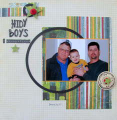 Hidy Boys- 3 generations