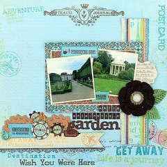 Marie Antoinette Garden