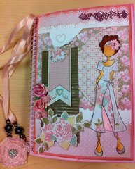 Prima Doll Journal Swap