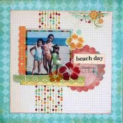 BEACH DAY *FANCY PANTS*