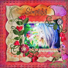 Simplify ***SCRAPS OF DARKNESS**