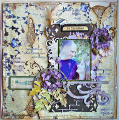 So Cherished***Scraps of Elegance*OUAS*Donna Salazar***