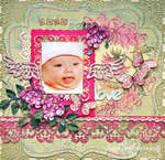 Baby Love ***Heartfelt Creations***