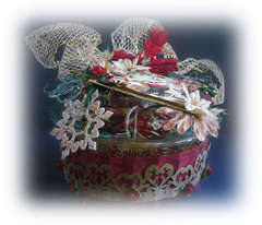 Gift Box ***BERRY BLEU***