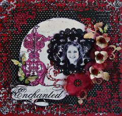 Enchanted ***SCRAPS OF DARKNESS ***