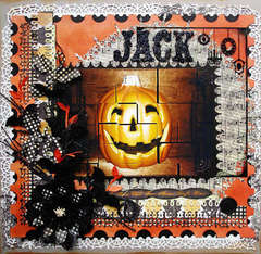 Jack ***SCRAPS OF DARKNESS***