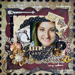 Times goes by***SCRAPS OF DARKNESS & SCRAP FX***