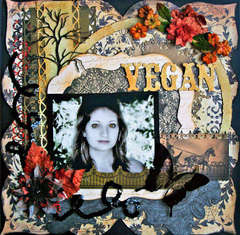 Vegan ***SCRAPS OF DARKNESS***