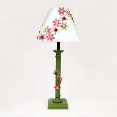 Floral Lamp