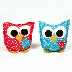 Pair of Owls