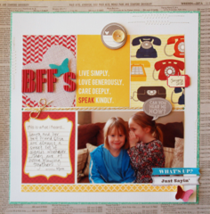 BFFs by Kimber McGray featuring the Neopolitan Bean Bisque Collection