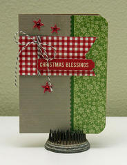 Christmas Blessings by Summer Fullerton