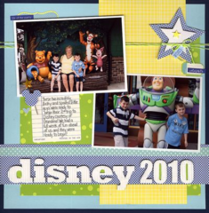 Disney 2010 by Laina Lamb
