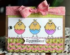 Eggcellent by Kim Moreno