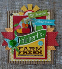 Folchert's Farm Fresh Album by Patty Folchert