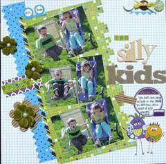 Two Silly Kids by Jodi Wilton