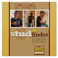 Stud Finder by Summer Fullerton