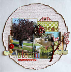 Autumn Splendour - *My Creative Scrapbook*