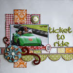 Ticket to Ride - *My Creative Scrapbook*