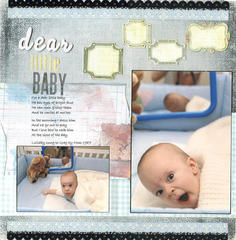 Dear Little Baby