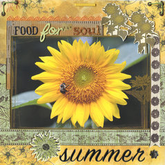 Food for the Soul. . . Summer