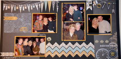 New Year 2012 *Teresa Collins Memorabilia*