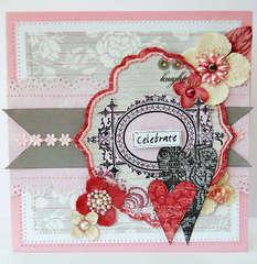 Card - Celebrate *TCR #13*