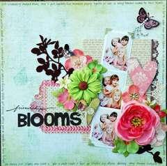 Friendship Blooms *Prima BAP*