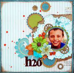 H2O *TCR Palette #66*