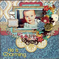 Hi Is Charming *TCR 53 & Prima*