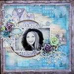 Her Magical Smile *Tim Holtz*