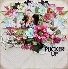 Pucker Up *Prima and TCR #123*