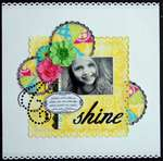 Shine *Sketches2Scrapbook*