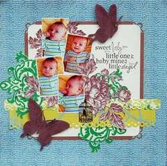 Sweet Baby *Anna Griffin*