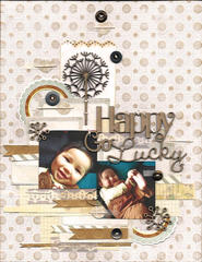 Happy Go Lucky- Scrap FX DT