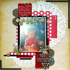 Scrap FX DT- Merry Christmas
