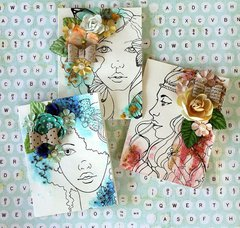 Bloom Cards by Cari