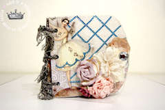 Project W021: Fairy Belle Mini Album **Jodie Lee CT Work**