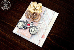 Shabby Chic Card 3 **Prima**