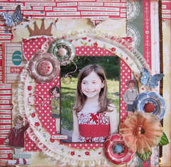 Be Unique *Paper Lovelies August Kit*