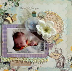 The Sweetest Delivery *Paper Lovelies November Kit*
