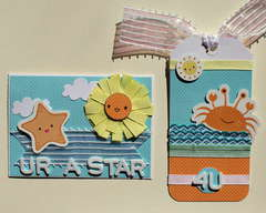 Card and Tag set *Imaginisce*