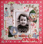 Vintage Charm *Paper Lovelies August Kit*