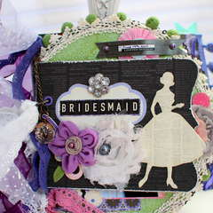 Bridesmaid Mini Album *Punky Sprouts*
