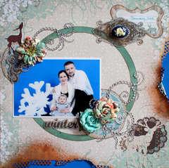 Winter *December Paper Lovelies Kit*