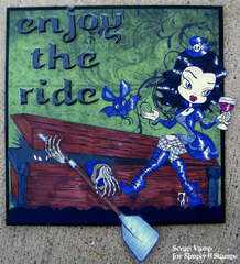 Enjoy the Ride ~Simply B Stamps~