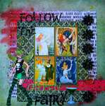 Follow the Green Fairy ~Scraps of Darkness & Smeared Ink~