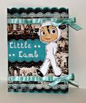Little Lamb ~Simply B Stamps~